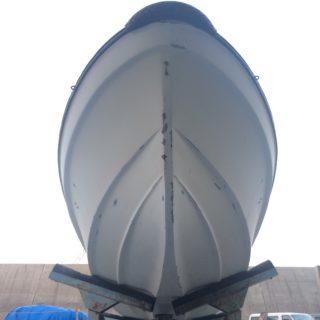 ヤマハ W20 ボート レストア カスタム   #02 船底塗料編2
