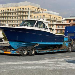 ヤマハ FR32 納艇 お買上げ有難うございます。